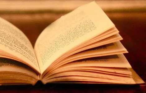 Una mica de literatura